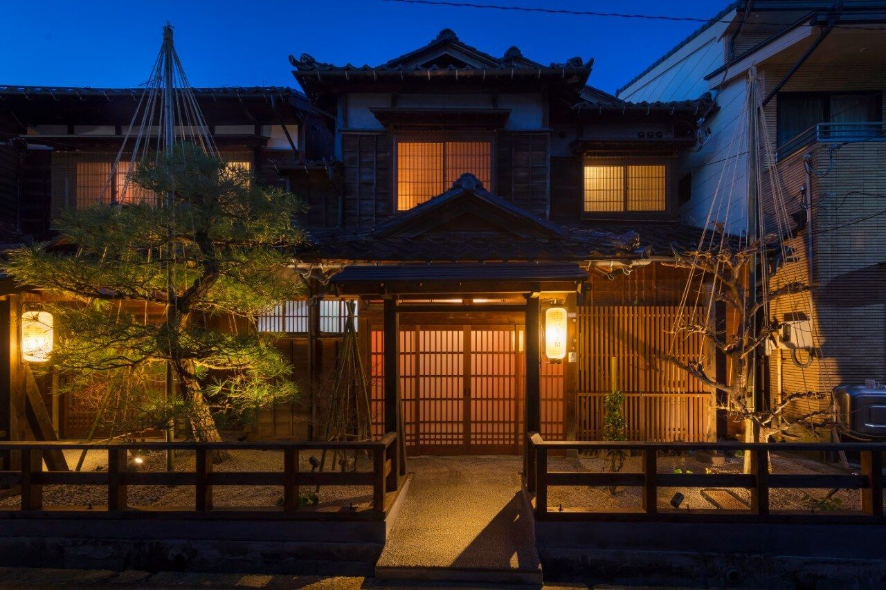 Kinnoma Machiya House